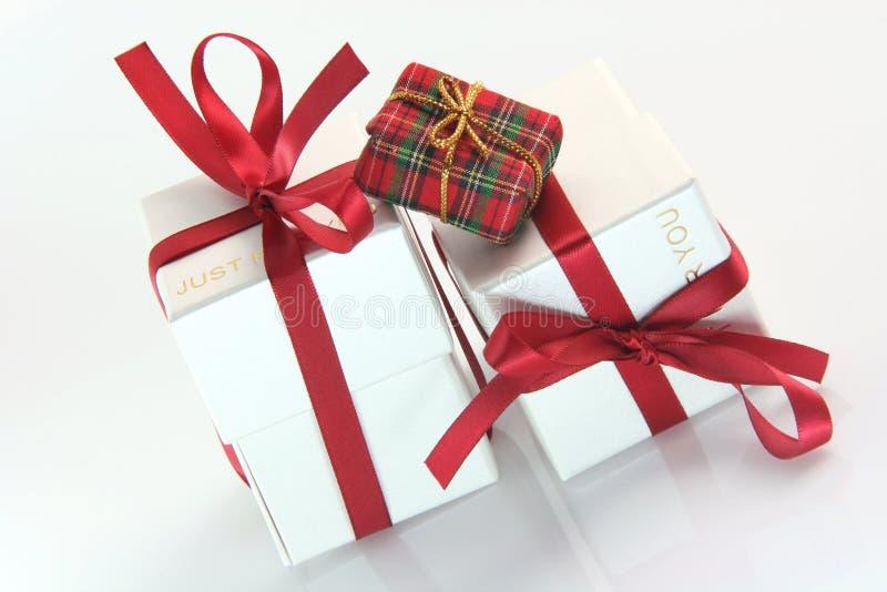 Cadeaux de Valentines image stock