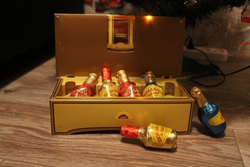 Cadeaux doux image stock
