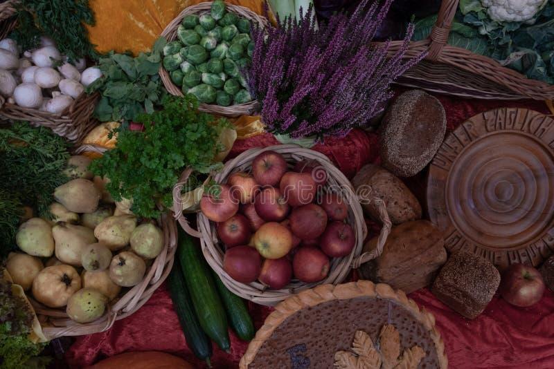 Cadeaux pour le thanksgiving photo stock