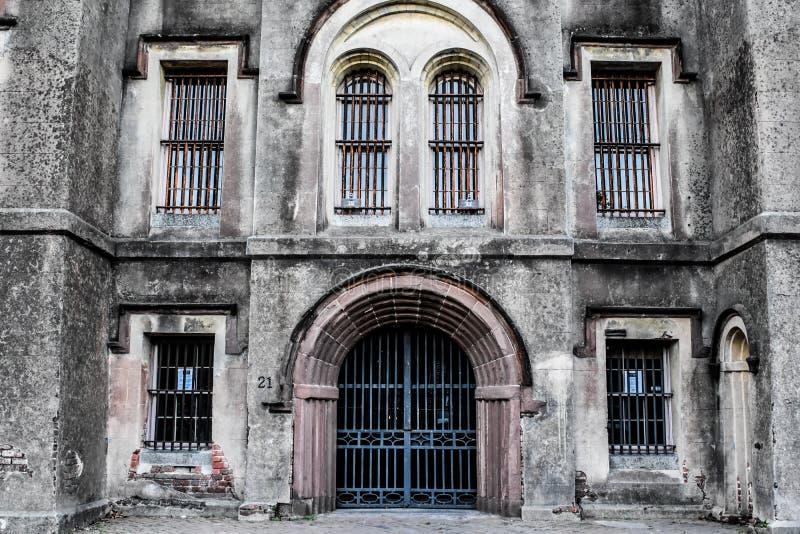 A cadeia da cidade, Charleston, SC foto de stock
