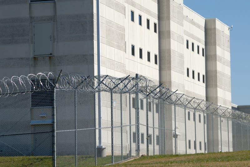 Cadeia do condado imagens de stock