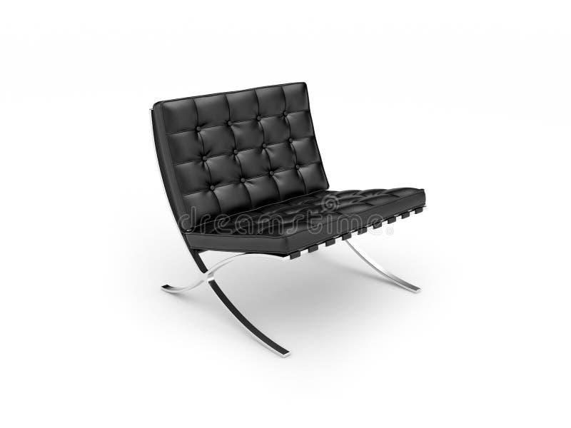 Cadeira à moda ilustração royalty free