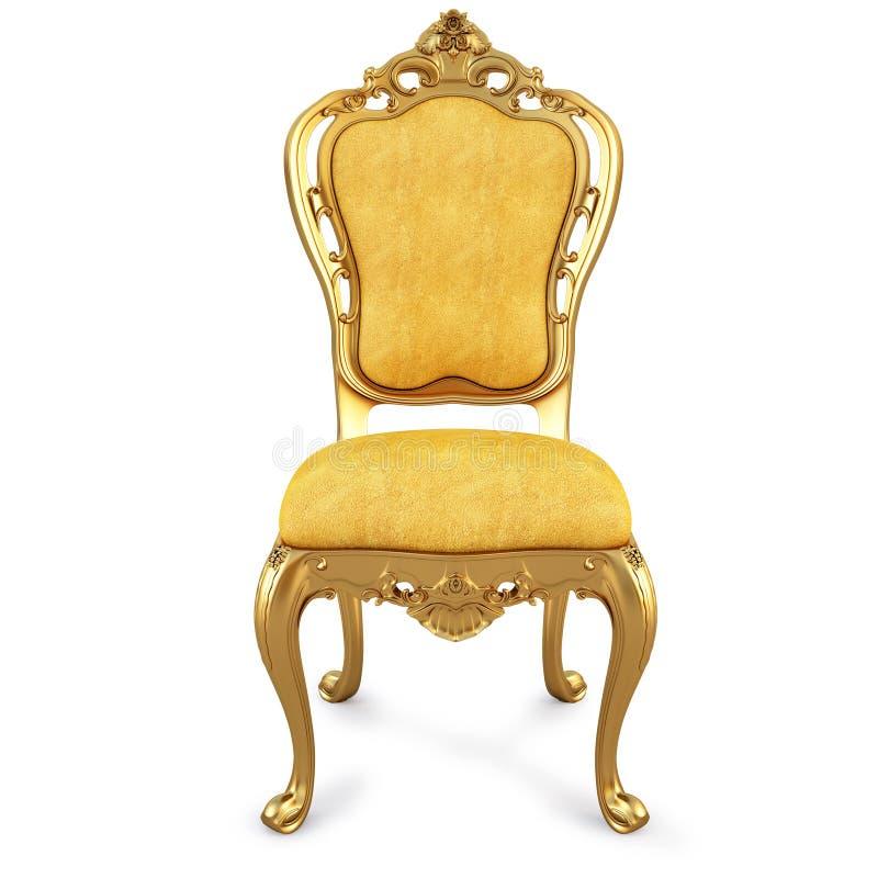 Cadeira ilustração royalty free