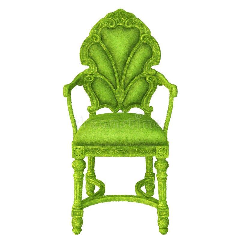 Cadeira ilustração stock