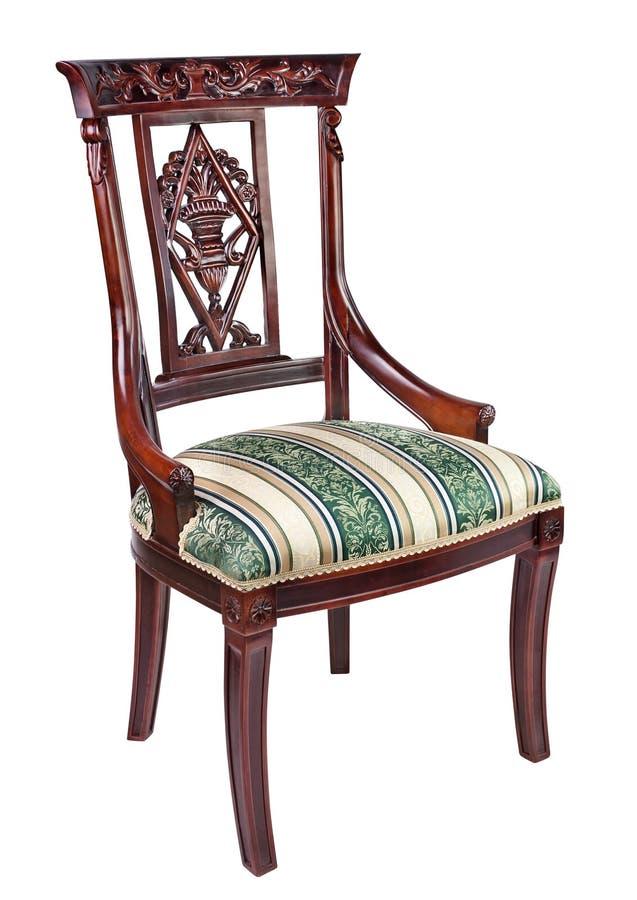 Cadeira antiga fotos de stock royalty free