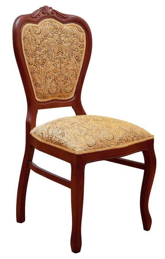 Cadeira antiga foto de stock