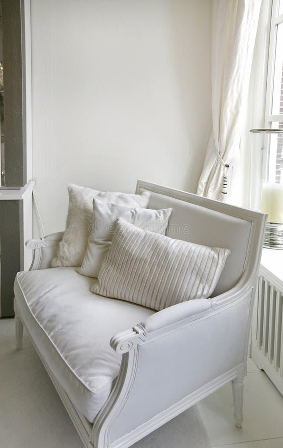 Cadeira clássica foto de stock royalty free