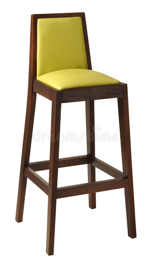 Cadeira da barra fotografia de stock royalty free