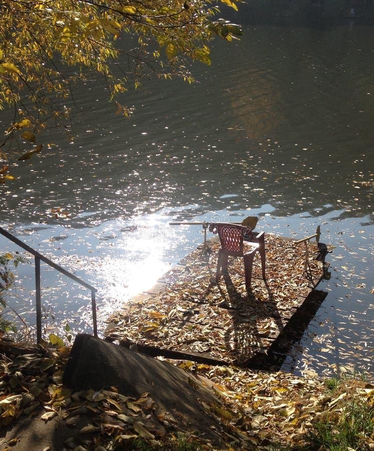 Cadeira de Fisher imagens de stock royalty free