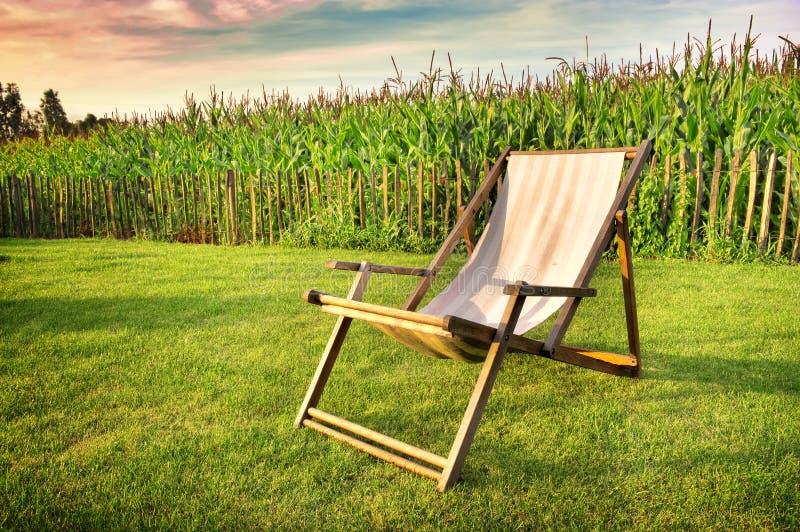 Cadeira de mesa imagem de stock royalty free