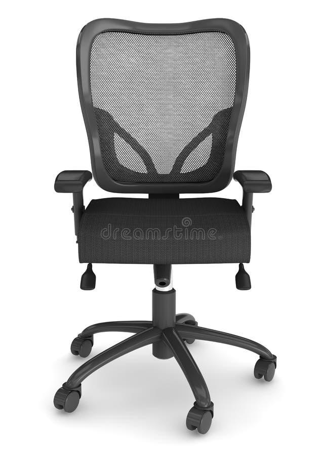 Cadeira do escritório ilustração do vetor
