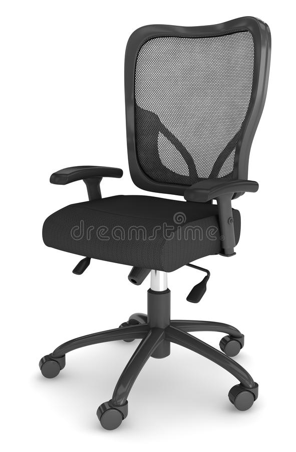 Cadeira do escritório ilustração royalty free
