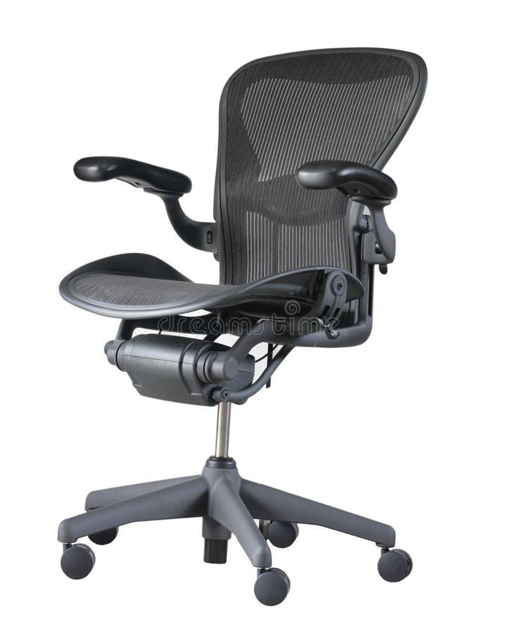 Cadeira do escritório imagens de stock royalty free