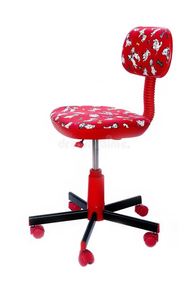 Cadeira do estudante. imagem de stock