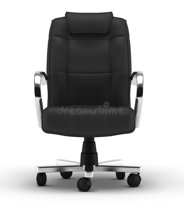 Cadeira do gabinete executivo ilustração do vetor