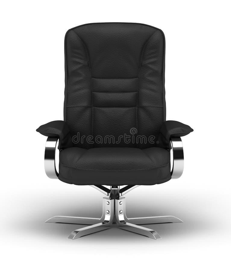 Cadeira do gabinete executivo ilustração royalty free