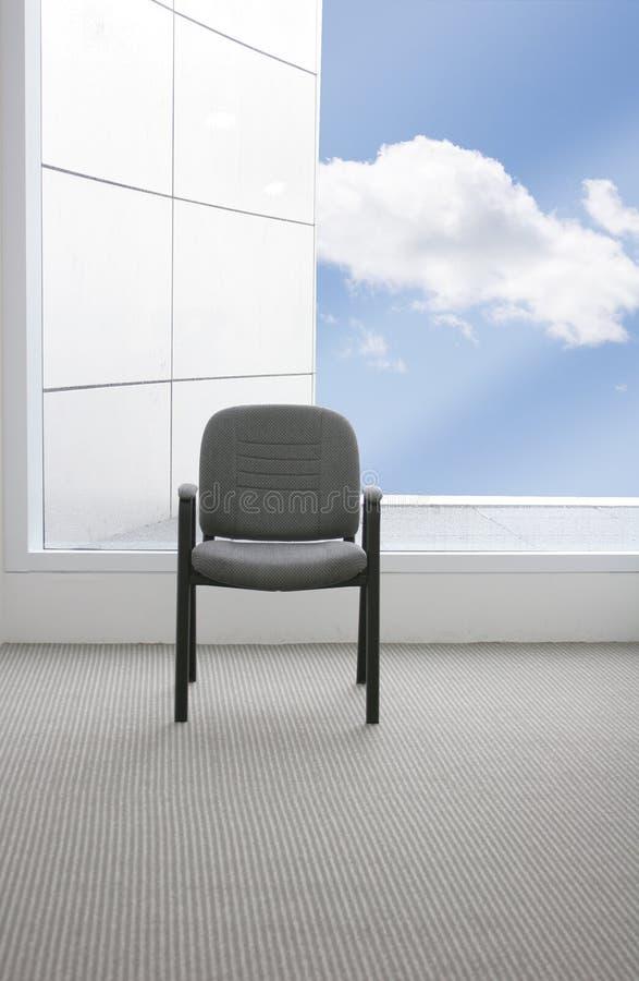Cadeira do negócio fotos de stock royalty free