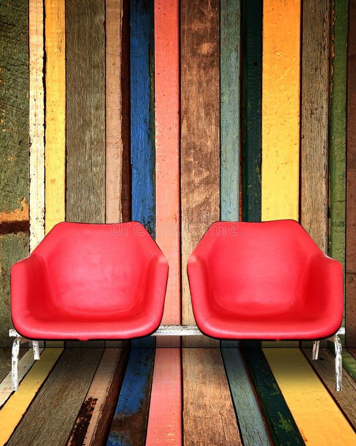 Cadeira do vintage imagem de stock royalty free