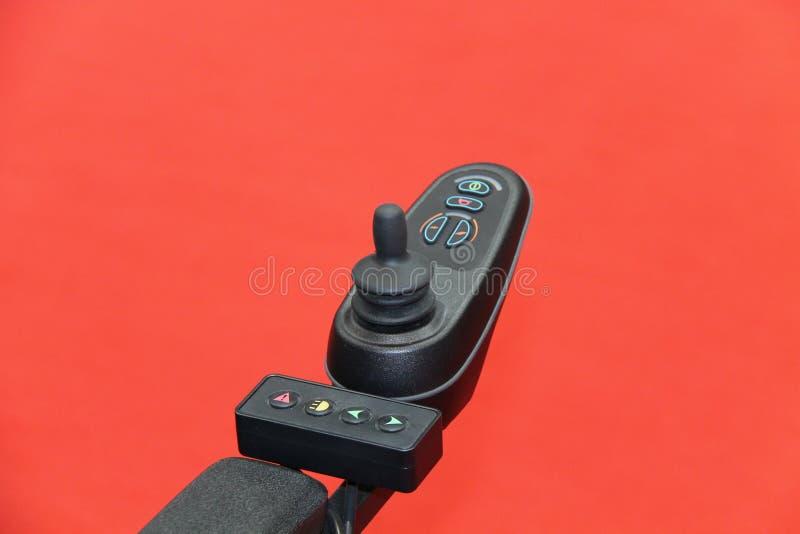 Cadeira elétrica da mobilidade imagem de stock royalty free
