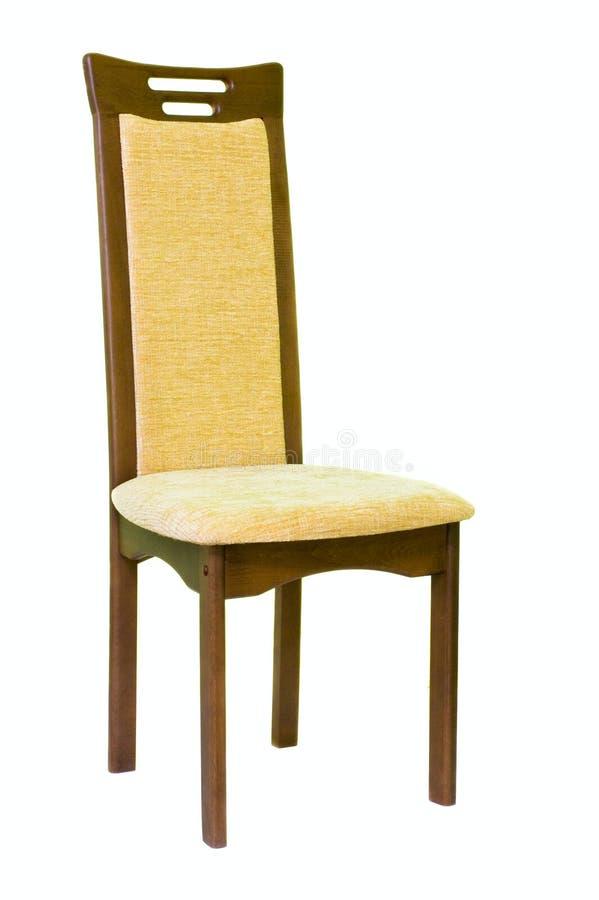 Cadeira isolada imagem de stock royalty free