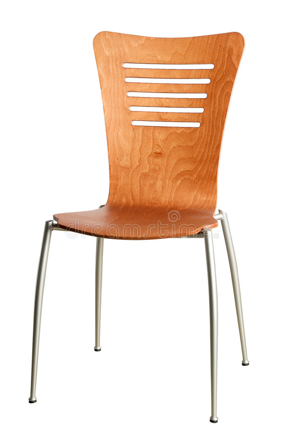 Cadeira moderna fotografia de stock royalty free