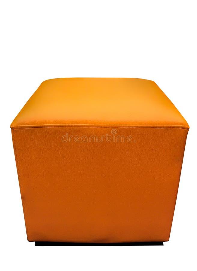 Cadeira moderna de Squre imagem de stock