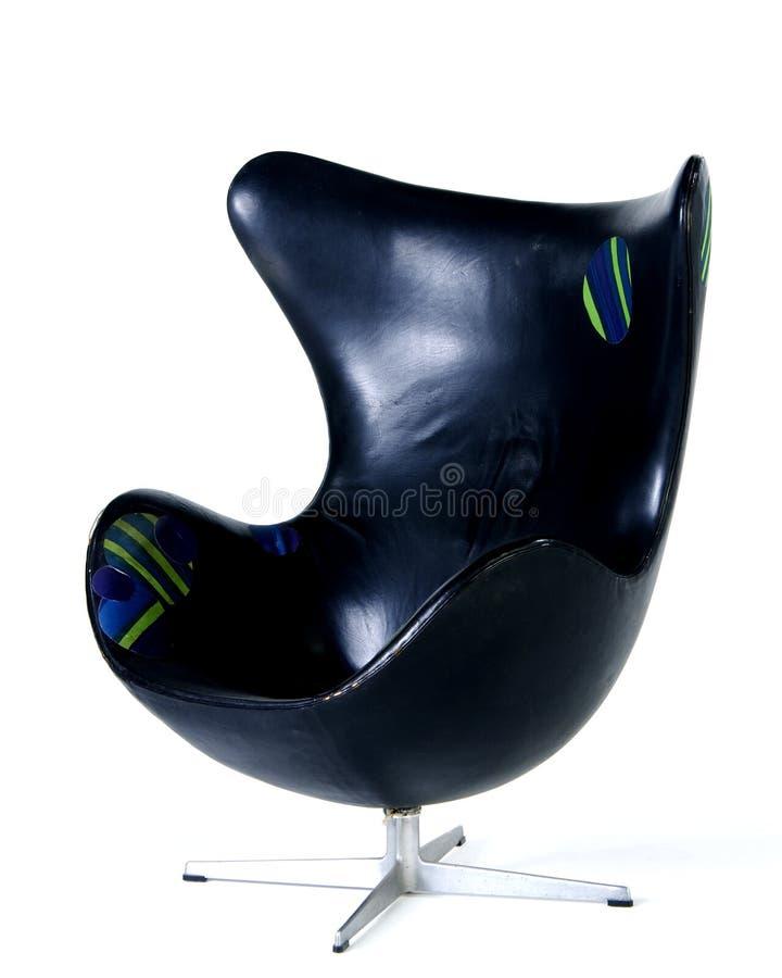 Cadeira moderna do ovo fotos de stock royalty free