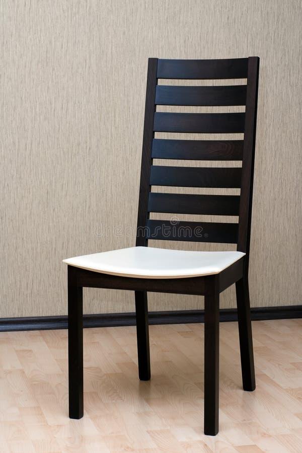 Cadeira no quarto imagem de stock royalty free