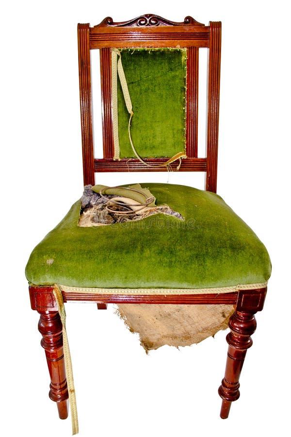 Cadeira velha imagens de stock royalty free