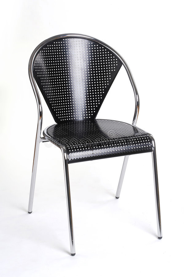 Cadeira VII do metal - Metallstuhl VII fotos de stock