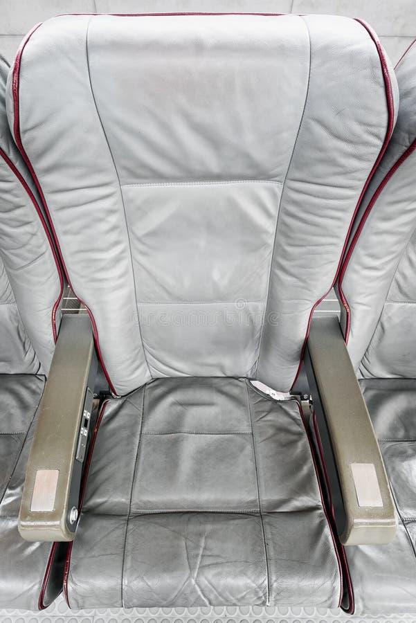 Cadeiras de couro foto de stock royalty free