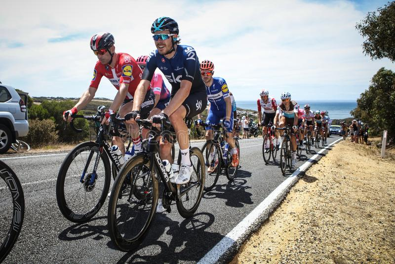 Cadel Evans Great Ocean Road Race - Auslese-Männer stockfoto