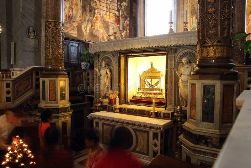 Cadenas de San Pedro fotos de archivo libres de regalías