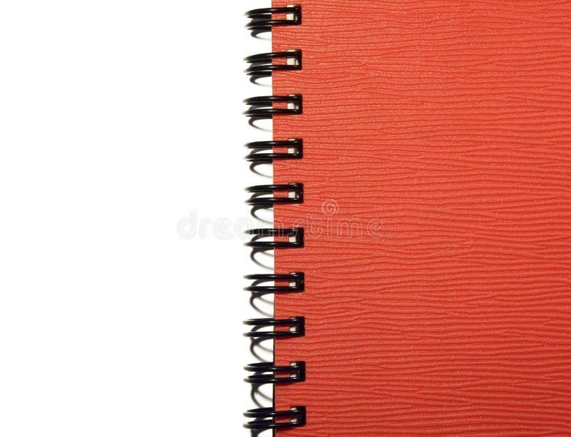 Caderno imagens de stock