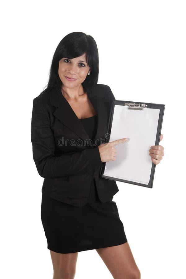 Caderno do chefe imagem de stock royalty free