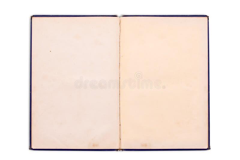 Caderno velho fotos de stock