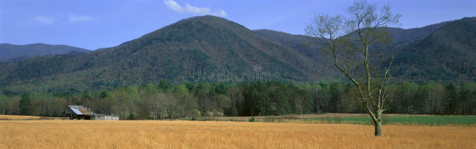 Download Cades Cove Pioneer Settlement Stock Photo - Image: 26264776