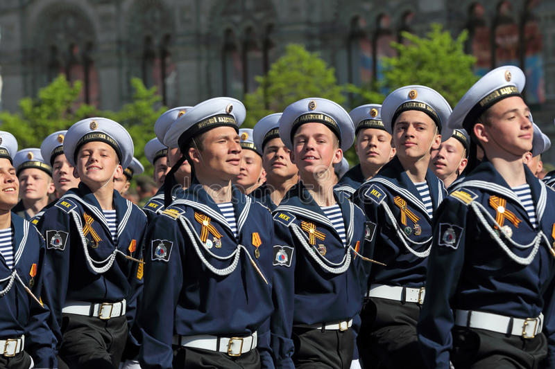 cadets photographie stock