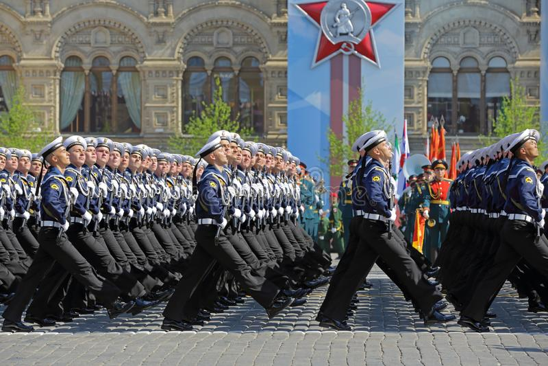 Cadets royalty free stock photos