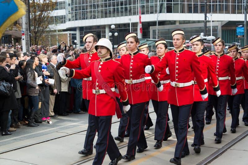 Cadets Parade