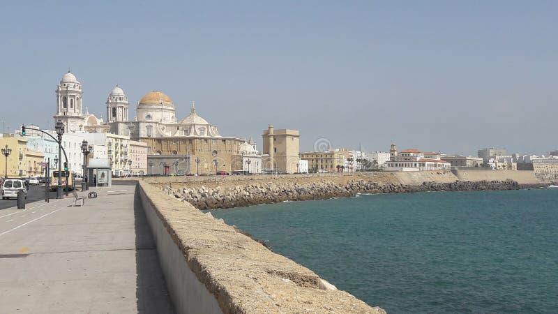 Cadice, Andalusia, Spagna fotografia stock libera da diritti
