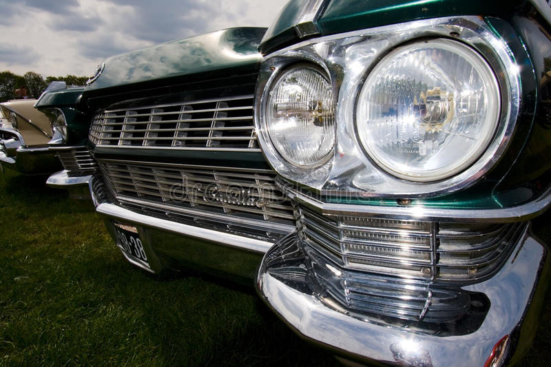Cadillac 1964 Fleetwood stockfotos