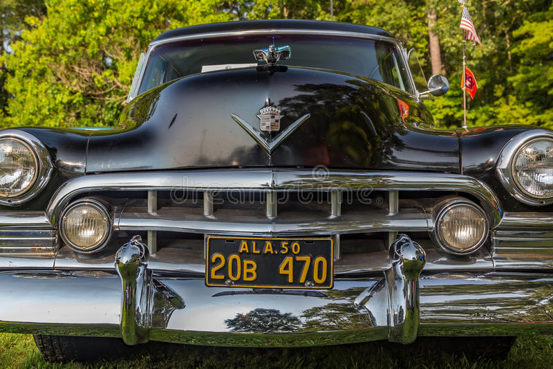 Cadillac 1950 stockbild