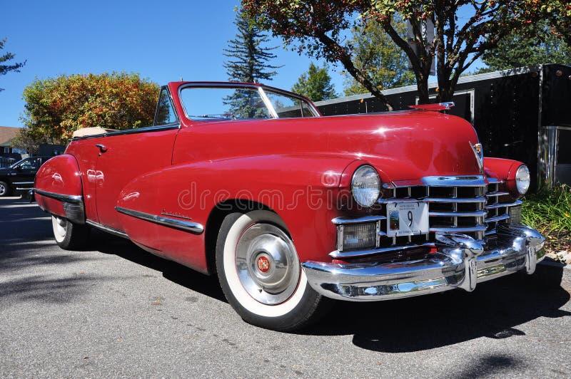 Cadillac-antikes Auto lizenzfreies stockfoto