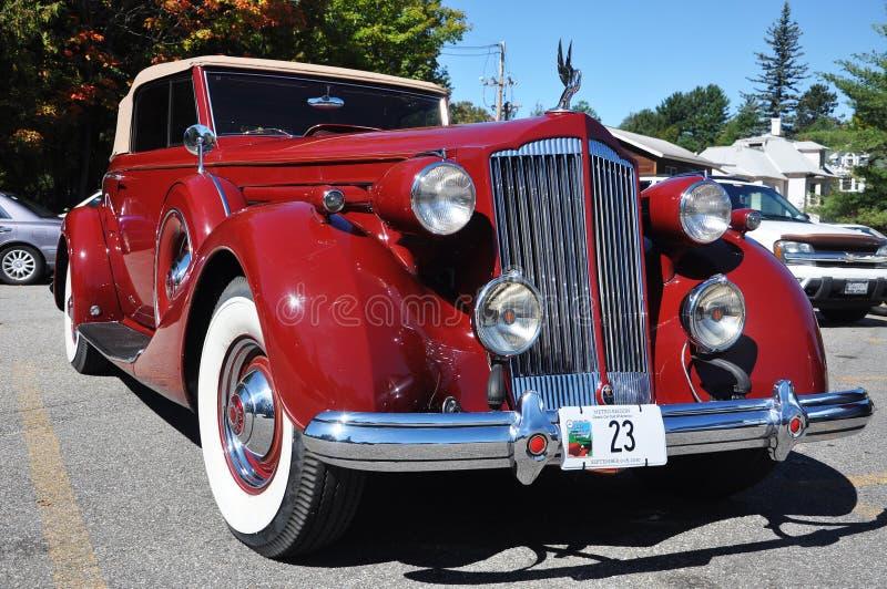 Cadillac-antikes Auto lizenzfreies stockbild