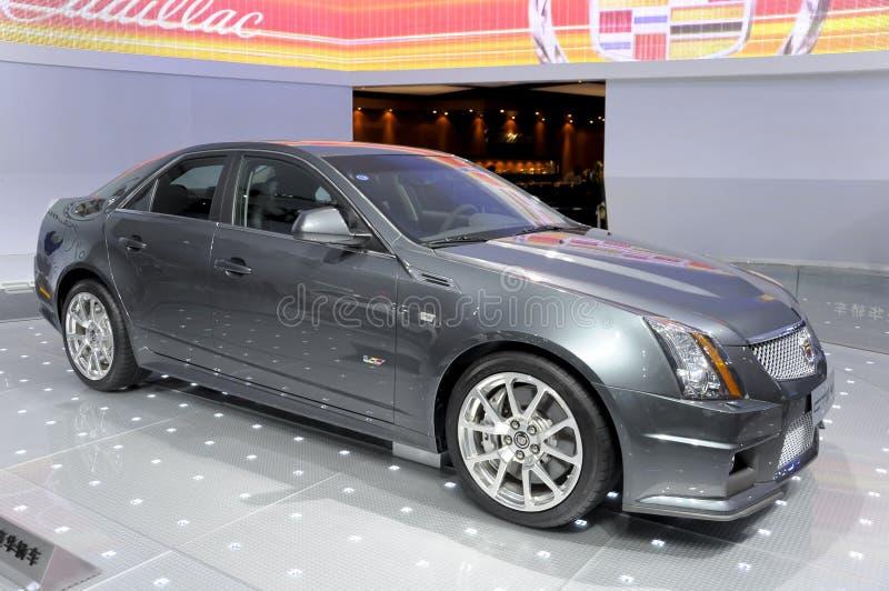 Cadillac CTS-V stock photos