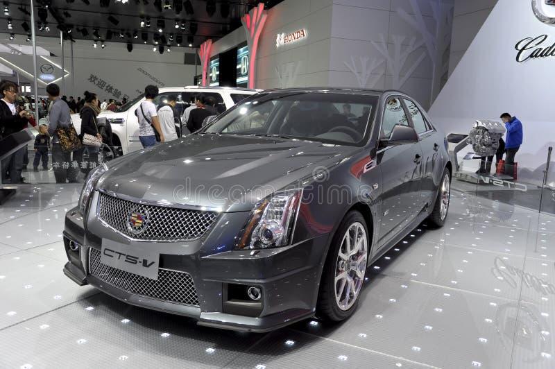Cadillac CTS-V Foto de archivo editorial