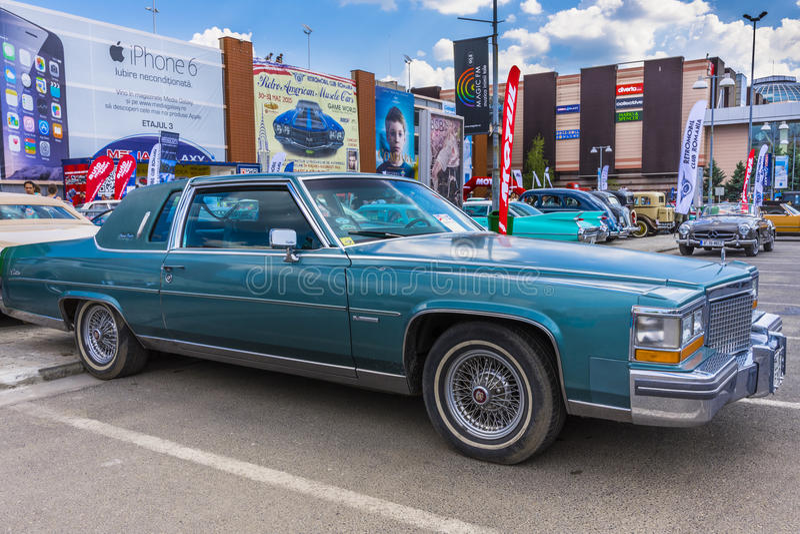 Cadillac-Eldorado stockfotografie