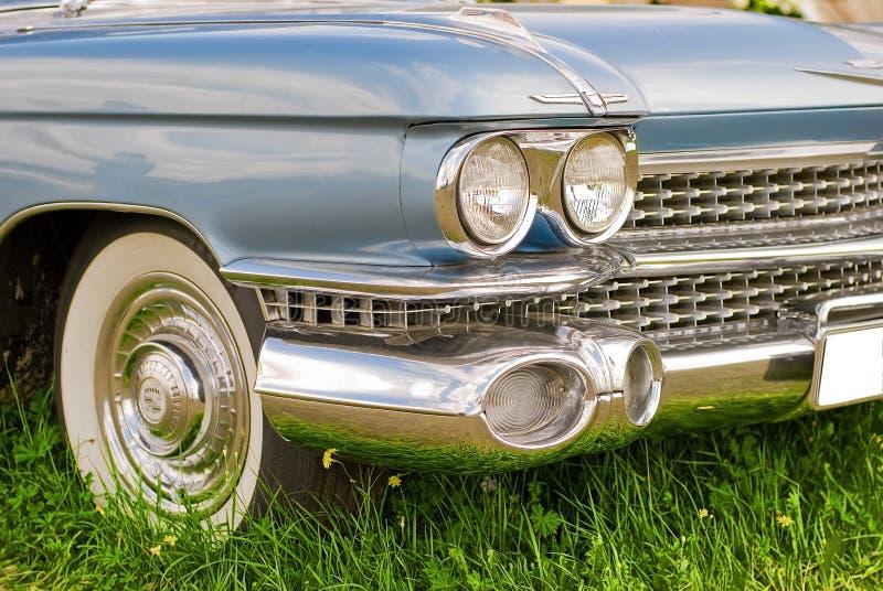 Download Cadillac Eldorado stock image. Image of automobile, blue - 7234241