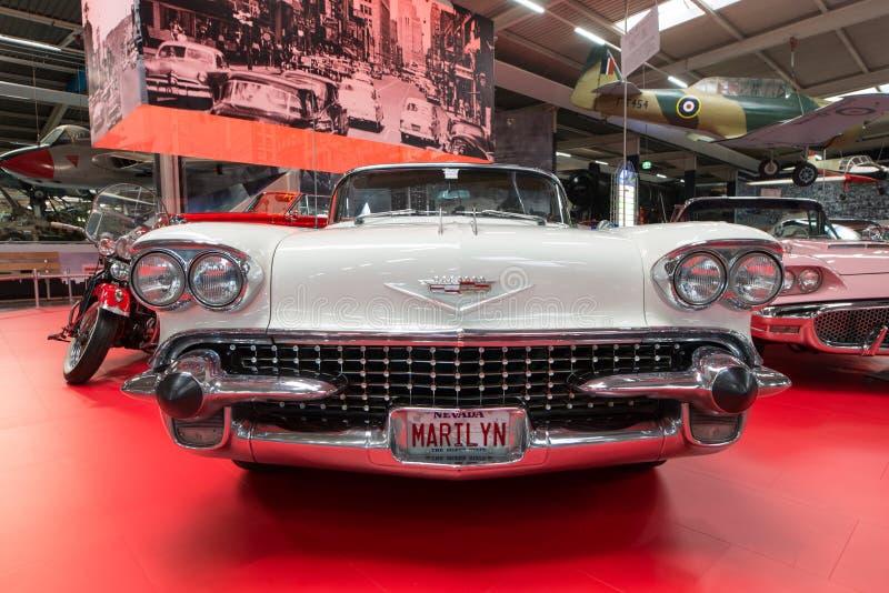 Cadillac eldorado/Cadillac Biarritz arkivbilder